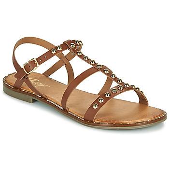 Zapatos Mujer Sandalias Betty London OVADE Camel