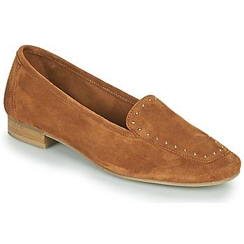 Zapatos Mujer Mocasín Betty London ORIETTE Cognac