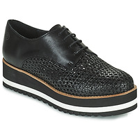 Zapatos Mujer Derbie Betty London OULINE Negro