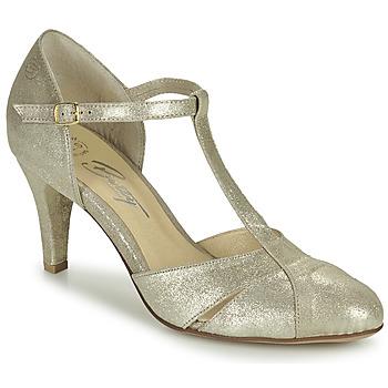 Zapatos Mujer Zapatos de tacón Betty London MASETTE Oro