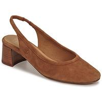Zapatos Mujer Zapatos de tacón Betty London OMMINE Cognac