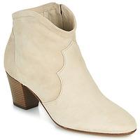 Zapatos Mujer Botines Betty London OISINE Beige