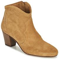 Zapatos Mujer Botines Betty London OISINE Camel