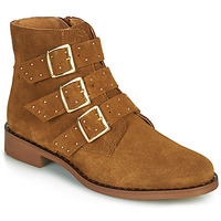 Zapatos Mujer Botas de caña baja Betty London LYS Cognac