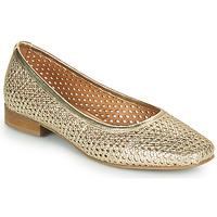 Zapatos Mujer Bailarinas-manoletinas Betty London OCARA Oro