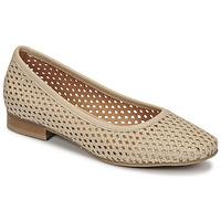 Zapatos Mujer Bailarinas-manoletinas Betty London OCARA Crudo
