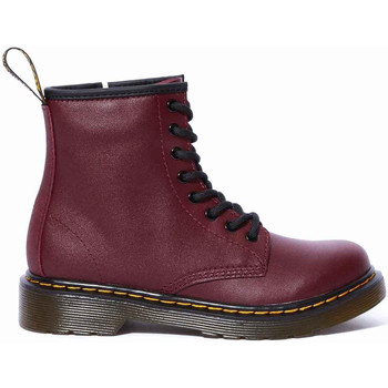 Zapatos Mujer Botines Dr Martens 1460 JUNIOR SOFTY T Rojo