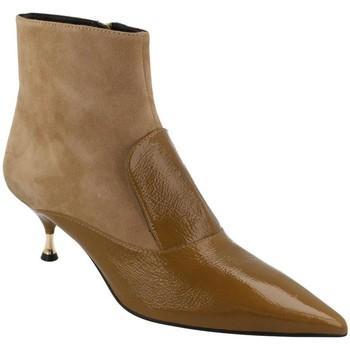Zapatos Mujer Botines Bruno Premi BY4302P Beige