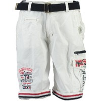 textil Niño Shorts / Bermudas Geographical Norway PACOME Blanco