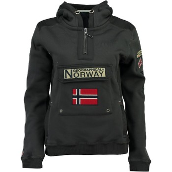 textil Niño Sudaderas Geographical Norway GYMCLASS Gris