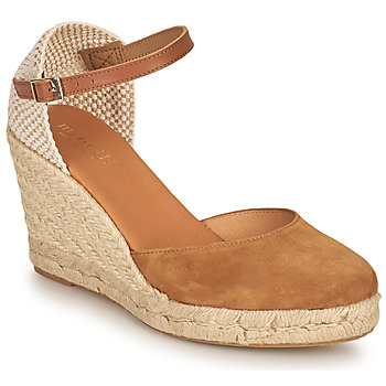 Zapatos Mujer Sandalias Minelli RAYANA Marrón / Beige