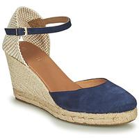 Zapatos Mujer Sandalias Minelli RAYANA Marino / Beige