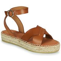 Zapatos Mujer Sandalias Minelli TRONUIT Marrón