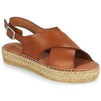 Zapatos Mujer Sandalias Minelli MOULTI Marrón