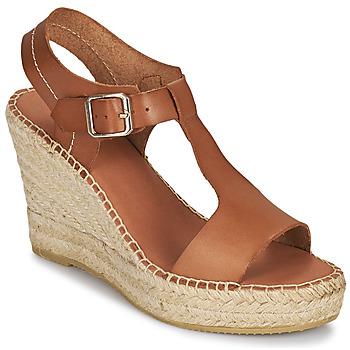 Zapatos Mujer Sandalias Minelli LIZZIE Marrón