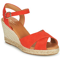 Zapatos Mujer Sandalias Minelli OMELLA Rojo