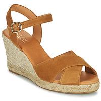 Zapatos Mujer Sandalias Minelli OMELLA Marrón