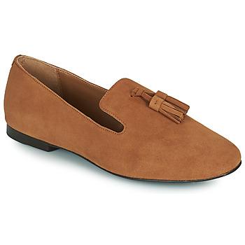 Zapatos Mujer Mocasín Minelli VELICRI Marrón