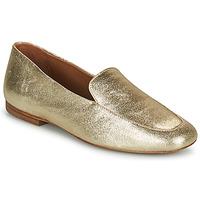 Zapatos Mujer Mocasín Minelli METAPLATIN Oro