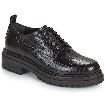 Zapatos Mujer Derbie Minelli EMYLANDE Negro