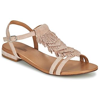 Zapatos Mujer Sandalias Minelli DAISY Rosa