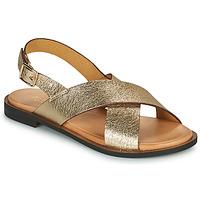 Zapatos Mujer Sandalias Minelli DONA Oro