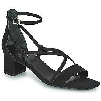 Zapatos Mujer Sandalias Minelli HENRIETA Negro