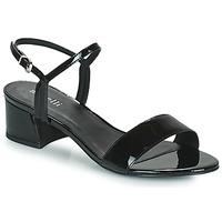 Zapatos Mujer Sandalias Minelli HENRIA Negro