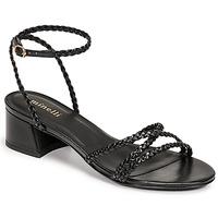 Zapatos Mujer Sandalias Minelli HARIETTE Negro