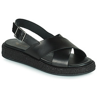 Zapatos Mujer Sandalias Minelli HADDIA Negro
