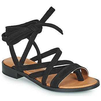 Zapatos Mujer Sandalias Minelli HURIA Negro