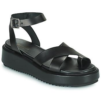 Zapatos Mujer Sandalias Minelli HESSYA Negro