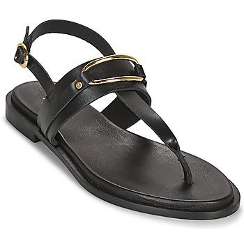 Zapatos Mujer Sandalias Minelli LIZA Negro