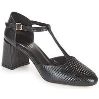 Zapatos Mujer Zapatos de tacón Minelli GAILIA Negro