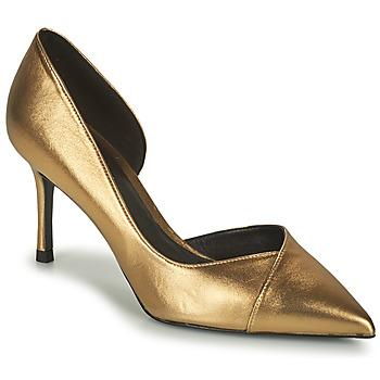 Zapatos Mujer Zapatos de tacón Minelli GYLIANE Bronce