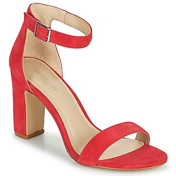 Zapatos Mujer Sandalias Minelli BEINTA Frambuesa