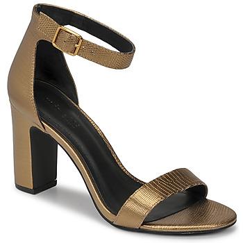 Zapatos Mujer Sandalias Minelli CHELYE Bronce