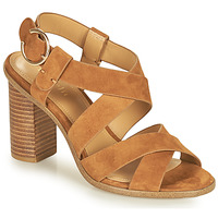 Zapatos Mujer Sandalias Minelli CLAVIA Marrón