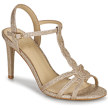 Zapatos Mujer Sandalias Minelli CHADA Oro