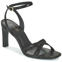 Zapatos Mujer Sandalias Minelli THIPHANNIE Negro