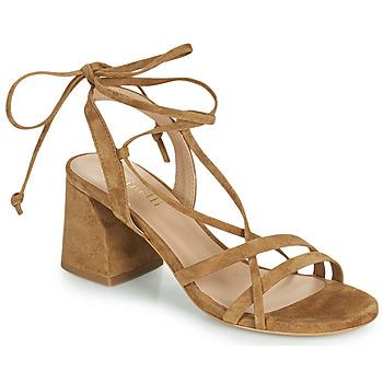 Zapatos Mujer Sandalias Minelli TATIA Marrón