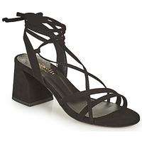 Zapatos Mujer Sandalias Minelli TATIA Negro