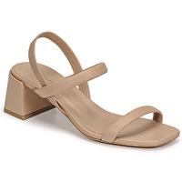 Zapatos Mujer Sandalias Minelli TEILYE Beige
