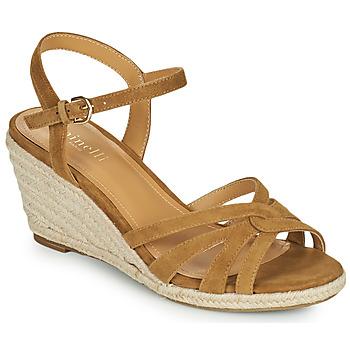 Zapatos Mujer Sandalias Minelli TERENSSE Marrón