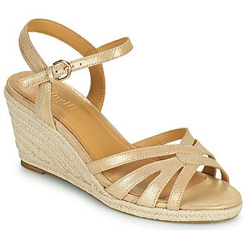 Zapatos Mujer Sandalias Minelli TERENSSE Beige