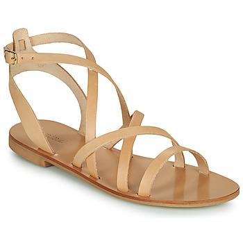 Zapatos Mujer Sandalias Minelli HOULLY Beige