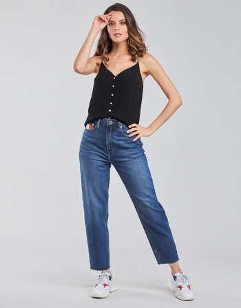 Tommy Jeans MOM JEAN HIGH RISE TAPERED VLTDK