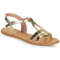 Zapatos Mujer Sandalias So Size DURAN Oro