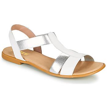 Zapatos Mujer Sandalias So Size OOLETTE Marrón