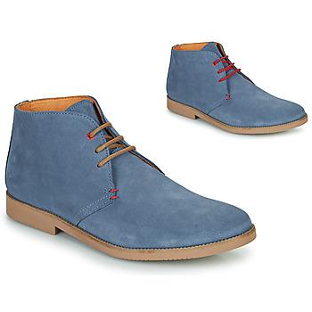Zapatos Hombre Botas de caña baja So Size OOLOO Jean